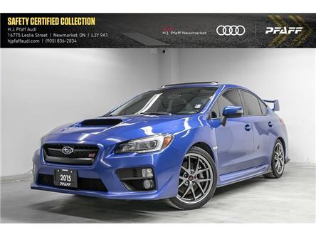 2015 Subaru WRX STI Base (Stk: 53653A) in Newmarket - Image 1 of 22
