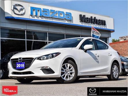2016 Mazda Mazda3 GS (Stk: P2013) in Markham - Image 1 of 24