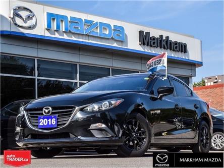 2016 Mazda Mazda3  (Stk: Z200442A) in Markham - Image 1 of 22