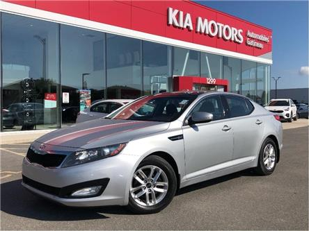 2012 Kia Optima  (Stk: 20696a) in Gatineau - Image 1 of 20