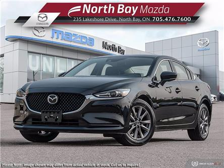 2019 Mazda MAZDA6 GS-L (Stk: 19143) in North Bay - Image 1 of 23