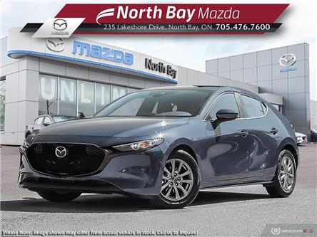 2020 Mazda Mazda3 Sport GS (Stk: 19236) in North Bay - Image 1 of 23