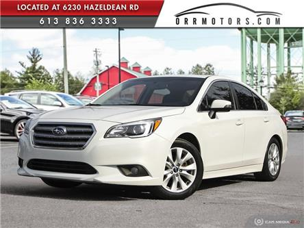 2016 Subaru Legacy 2.5i Touring Package (Stk: 6154) in Stittsville - Image 1 of 27