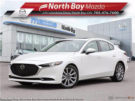 2019 Mazda Mazda3 GT (Stk: 19124) in North Bay - Image 1 of 23