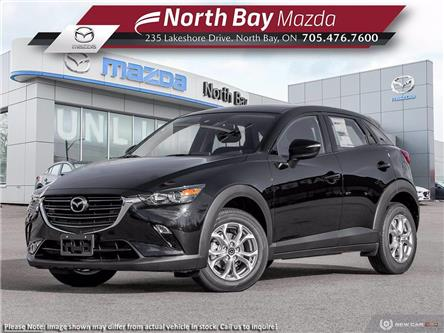2020 Mazda CX-3 GS (Stk: 2061) in North Bay - Image 1 of 23