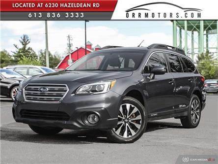 2016 Subaru Outback 2.5i Limited Package (Stk: 6201) in Stittsville - Image 1 of 27
