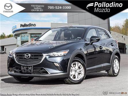 2020 Mazda CX-3 GS (Stk: 7689) in Greater Sudbury - Image 1 of 23