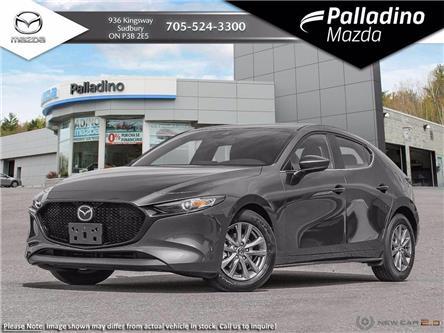 2020 Mazda Mazda3 Sport GS (Stk: 7724) in Greater Sudbury - Image 1 of 23