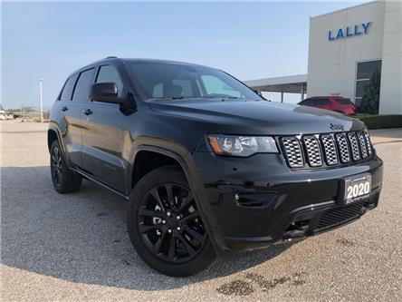 2020 Jeep Grand Cherokee Laredo (Stk: S6783A) in Leamington - Image 1 of 25