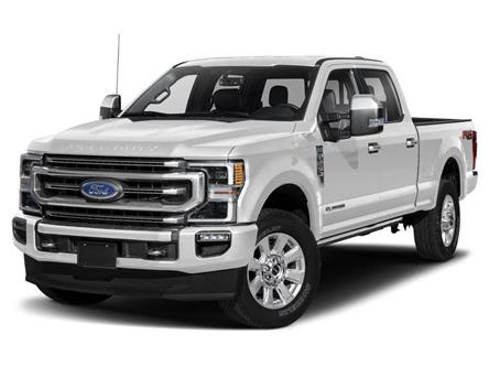 2020 Ford F-350 Platinum (Stk: 20F33771) in Vancouver - Image 1 of 9