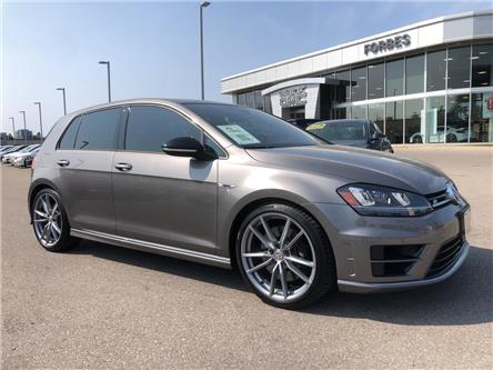 2017 Volkswagen Golf R 2.0 TSI (Stk: 049548) in Waterloo - Image 1 of 28