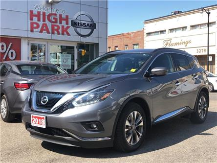 2018 Nissan Murano SV (Stk: 520046A) in Toronto - Image 1 of 24