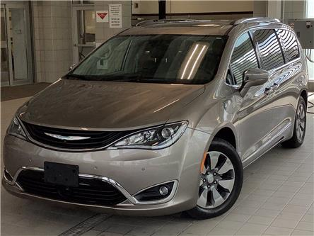 2018 Chrysler Pacifica Hybrid Limited (Stk: 22375A) in Kingston - Image 1 of 30