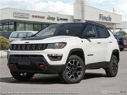 2021 Jeep Compass Trailhawk (Stk: 99278) in London - Image 1 of 24