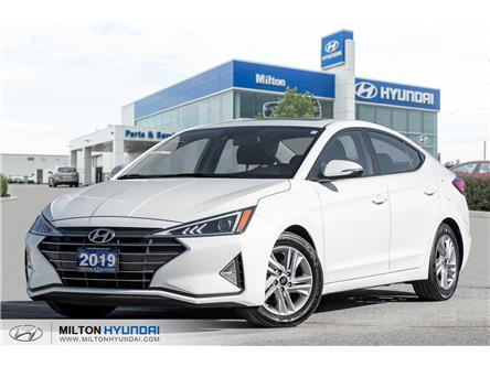 2019 Hyundai Elantra Preferred (Stk: 862673A) in Milton - Image 1 of 21