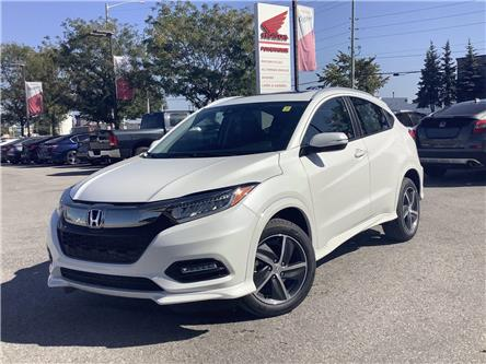 2020 Honda HR-V Touring (Stk: 201176) in Barrie - Image 1 of 24