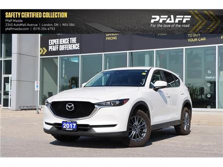 2017 Mazda CX-5 GS (Stk: LM9444A) in London - Image 1 of 22