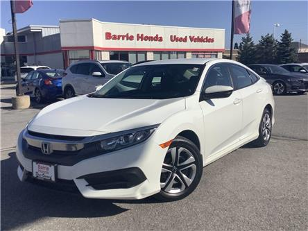 2018 Honda Civic LX (Stk: U18875) in Barrie - Image 1 of 22