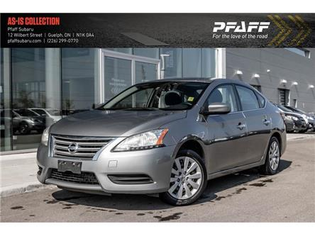 2014 Nissan Sentra 1.8 S (Stk: S00784A) in Guelph - Image 1 of 19