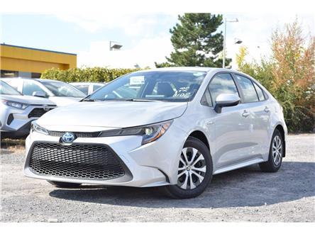 2021 Toyota Corolla Hybrid Base w/Li Battery (Stk: 28694) in Ottawa - Image 1 of 26