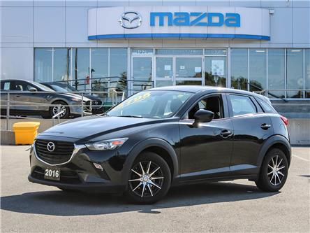 2016 Mazda CX-3  (Stk: HN2602A) in Hamilton - Image 1 of 5