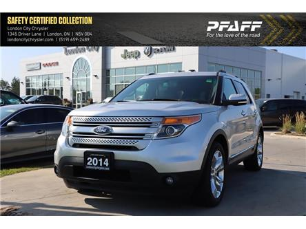 2014 Ford Explorer Limited (Stk: LC2750A) in London - Image 1 of 22