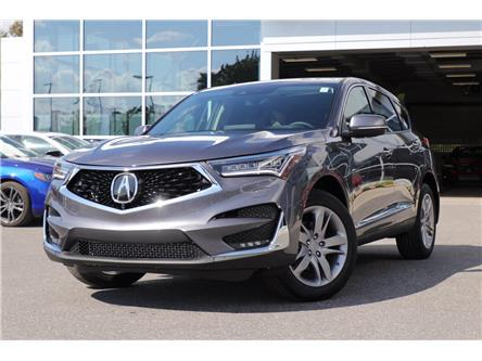 2020 Acura RDX Platinum Elite (Stk: 18695) in Ottawa - Image 1 of 30