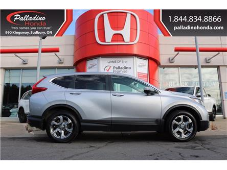 2017 Honda CR-V EX-L (Stk: 22450A) in Greater Sudbury - Image 1 of 36