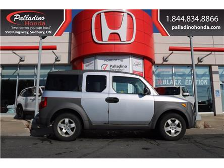 2003 Honda Element Y-Package (Stk: U9718W) in Greater Sudbury - Image 1 of 16
