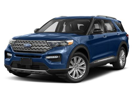 2021 Ford Explorer XLT (Stk: MEX005) in Fort Saskatchewan - Image 1 of 9