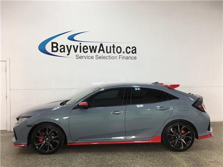 2018 Honda Civic Sport Touring (Stk: 37185W) in Belleville - Image 1 of 30