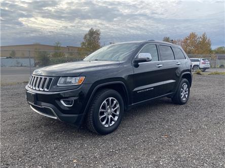 2014 Jeep Grand Cherokee Limited (Stk: L224A) in Thunder Bay - Image 1 of 14