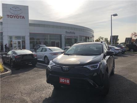 2018 Toyota RAV4 LE (Stk: 200601B) in Whitchurch-Stouffville - Image 1 of 13