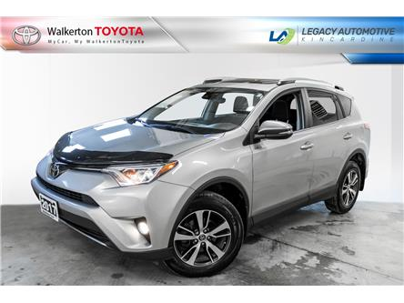 2017 Toyota RAV4 XLE (Stk: 20471A) in Walkerton - Image 1 of 19