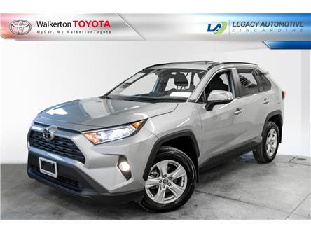2020 Toyota RAV4 XLE (Stk: PL120) in Kincardine - Image 1 of 19