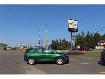 2018 Chevrolet Equinox LS (Stk: 11438) in Sault Ste. Marie - Image 1 of 7