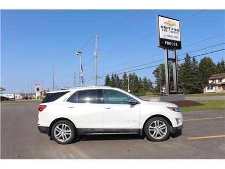 2019 Chevrolet Equinox Premier (Stk: 11431) in Sault Ste. Marie - Image 1 of 7