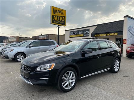 2017 Volvo V60 Cross Country (Stk: ) in Etobicoke - Image 1 of 21