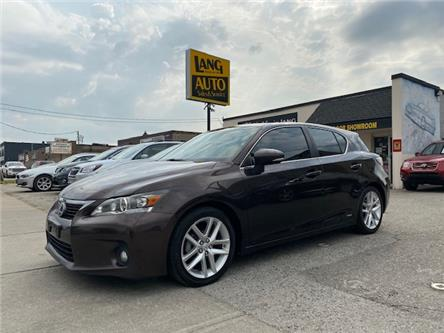 2012 Lexus CT 200h Base (Stk: ) in Etobicoke - Image 1 of 18