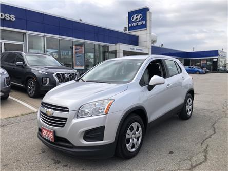 2016 Chevrolet Trax LS (Stk: 30302A) in Scarborough - Image 1 of 18
