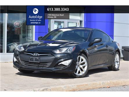 2013 Hyundai Genesis Coupe 2.0T (Stk: A0338) in Ottawa - Image 1 of 24
