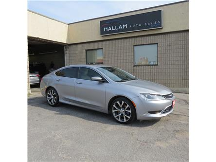 2015 Chrysler 200 C (Stk: ) in Kingston - Image 1 of 20