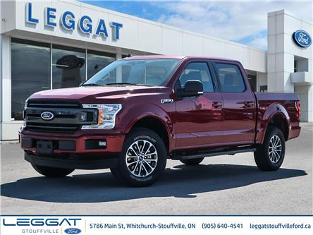2020 Ford F-150 XLT (Stk: 20-50-232) in Stouffville - Image 1 of 27