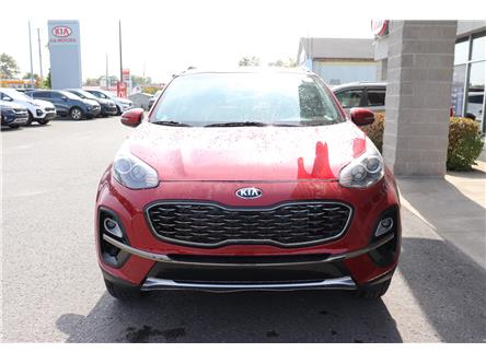 2021 Kia Sportage EX S (Stk: 69846) in Cobourg - Image 1 of 26