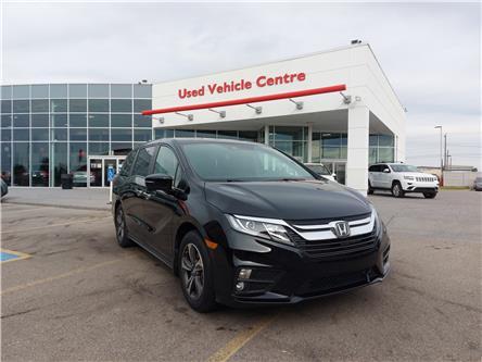 2018 Honda Odyssey EX (Stk: 2210007A) in Calgary - Image 1 of 29