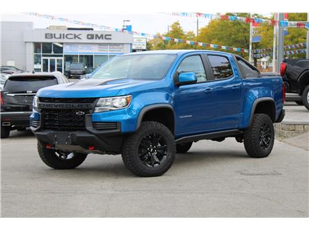 2021 Chevrolet Colorado ZR2 (Stk: 3124409) in Toronto - Image 1 of 38