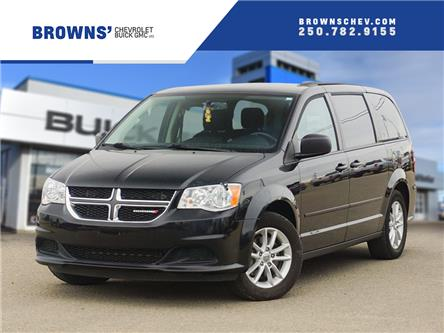 2017 Dodge Grand Caravan CVP/SXT (Stk: T20-1520A) in Dawson Creek - Image 1 of 17