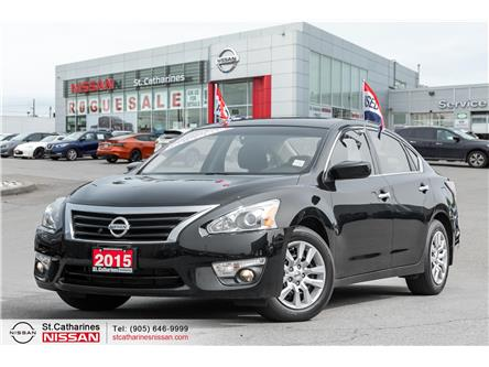 2015 Nissan Altima 2.5 S (Stk: P2688) in St. Catharines - Image 1 of 17