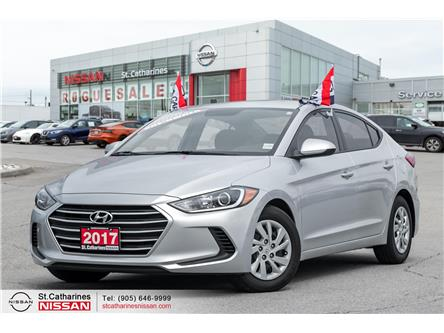 2017 Hyundai Elantra LE (Stk: P2716) in St. Catharines - Image 1 of 18