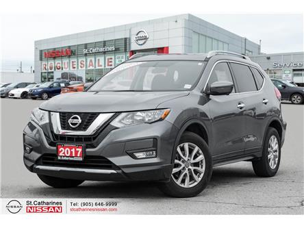 2017 Nissan Rogue SV (Stk: RG20132A) in St. Catharines - Image 1 of 20